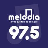 Radio Melodia FM 97.5 FM Brasilien, Rio de Janeiro
