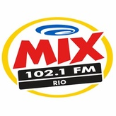 radio Mix FM 102.1 FM Brésil, Rio de Janeiro