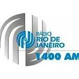 rádio Rio de Janeiro 1400 AM Brasil, Rio de Janeiro