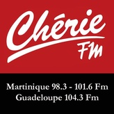 rádio Chérie FM - Martinique 101.6 FM Martinique, Fort-de-France