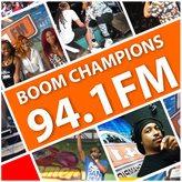 rádio Boom Champions 94.1 FM Trinidad e Tobago, Port-of-Spain