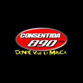 radio Consentida 890 AM República Dominicana, Santiago