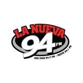 Radio La Nueva 94 94.7 FM Puerto Rico, San Juan