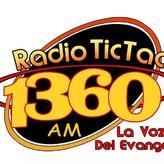 radio TicTac 1360 AM Gwatemala, Miasto Guatemala
