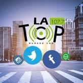 radio La Top 107.7 FM Honduras, Tegucigalpa