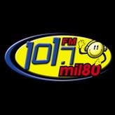 Radio Mil-80 101.7 FM El Salvador, San Salvador