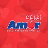 radio Amor 95.3 FM Mexique, la ville de Mexico