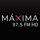 rádio Máxima 97.7 FM México, Cancún
