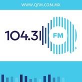 rádio QFM 104.3 FM México, Cancún