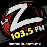 radio La Z FM 103.5 FM Messico, Ciudad Juárez