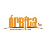 radio Órbita 106.7 FM México, Ciudad Juárez