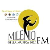 Радио Milenio Bella Música 105.1 FM Мексика, Гвадалахара