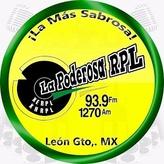 radio La Poderosa 93.9 FM México, León