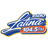 radio Latina 104.5 FM Mexique, Tijuana