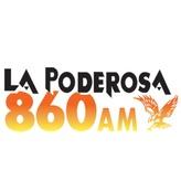 radio La Poderosa 860 AM Messico, Tijuana
