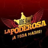 rádio La Poderosa 106.9 FM México, Veracruz
