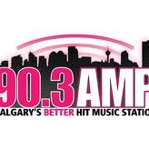 radio AMP Radio 90.3 FM Canadá, Calgary