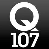 rádio CFGQ Q107 107.3 FM Canadá, Calgary