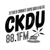 radio CKDU 88.1 FM Canada, Halifax