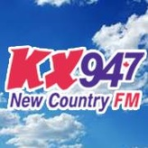 rádio New Country KX94.7 94.7 FM Canadá, Hamilton