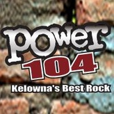 radio Power 104 104.7 FM Canada, Kelowna