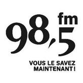 Радио CHMP 98.5 FM Канада, Монреаль