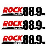 radio Rock 88.9 88.9 FM Canada, Saint John