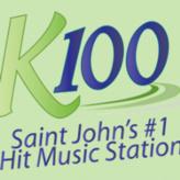 rádio CIOK K100 100.5 FM Canadá, Saint John
