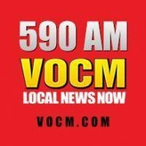 radio VOCM Local News Now 590 AM Canadá, St. John's