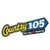 radio CKTG Country 105 105.3 FM Canadá, Thunder Bay