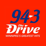 radio CHIQ The Drive 94.3 FM Canada, Winnipeg