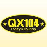 radio CFQX QX 104 104.1 FM Kanada, Winnipeg