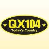 radio CFQX QX 104 104.1 FM Canada, Winnipeg