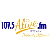 radio WBYN Alive.fm (Boyertown) 107.5 FM Estados Unidos, Pensilvania