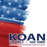 radio KOAN Hot Talk 1080 AM Estados Unidos, Anchorage