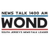 radio WOND News Talk (Pleasantville) 1400 AM Stati Uniti d'America, New Jersey