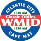 radio WMID Classic Oldies 1340 AM United States, Atlantic City