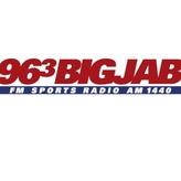 radio WJJB The Big Jab 96.3 FM Stati Uniti d'America, Portland