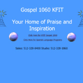 radio KFIT Gospel 1060 AM Estados Unidos, Austin