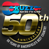 radio KUZZ Country 550 AM Estados Unidos, Bakersfield