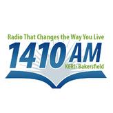 rádio KERI Christian Station 1410 AM Estados Unidos, Bakersfield