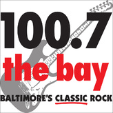 radio WZBA The Bay 100.7 FM United States, Baltimore