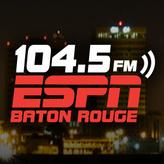 radio WNXX - ESPN 104.5 FM United States, Baton Rouge