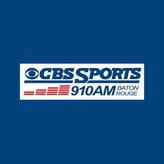 radio WUBR CBS Sports 910 AM Stany Zjednoczone, Baton Rouge