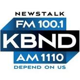 radio KBND News Talk 1110 AM Estados Unidos, Bend