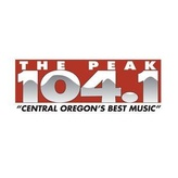 rádio KWPK The Peak 104.1 FM Estados Unidos, Bend