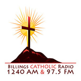 rádio KJCR Billings Catholic Radio 1240 AM Estados Unidos, Billings
