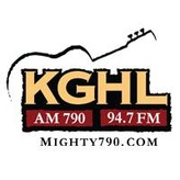 rádio KGHL Mighty 790 AM Estados Unidos, Billings