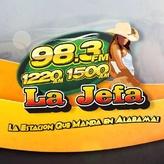 radio WAYE La Jefa 1220 AM Stati Uniti d'America, Birmingham
