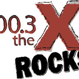 Radio KQXR The X Rocks 100.3 FM United States of America, Boise